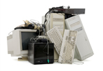 Image of Computers for recycling