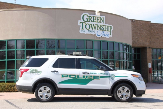 photo of a new Green Township Cruiser - a 2013 Ford Explorer