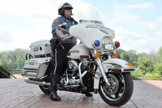 Image of Green Township Motorcycle Unit