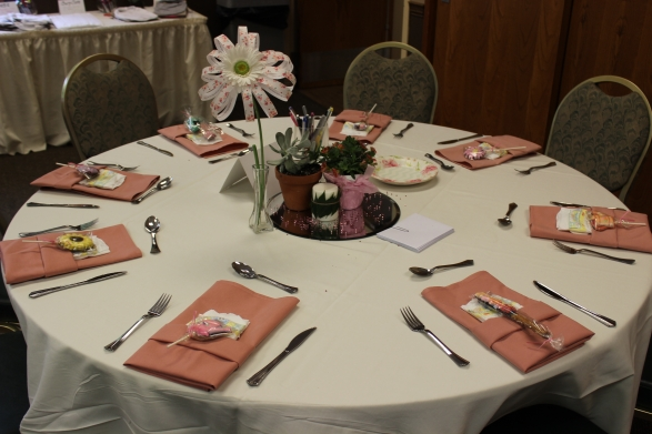 Mulberry Room-Baby shower